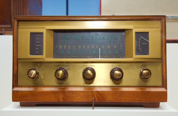 Fisher_500_radio