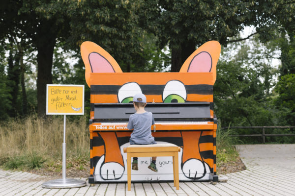 SUPPORT YOUR LOCAL PIANO
