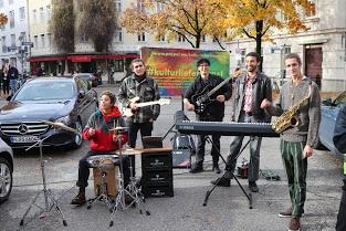 Bridge Tones @ Sedanstrasse